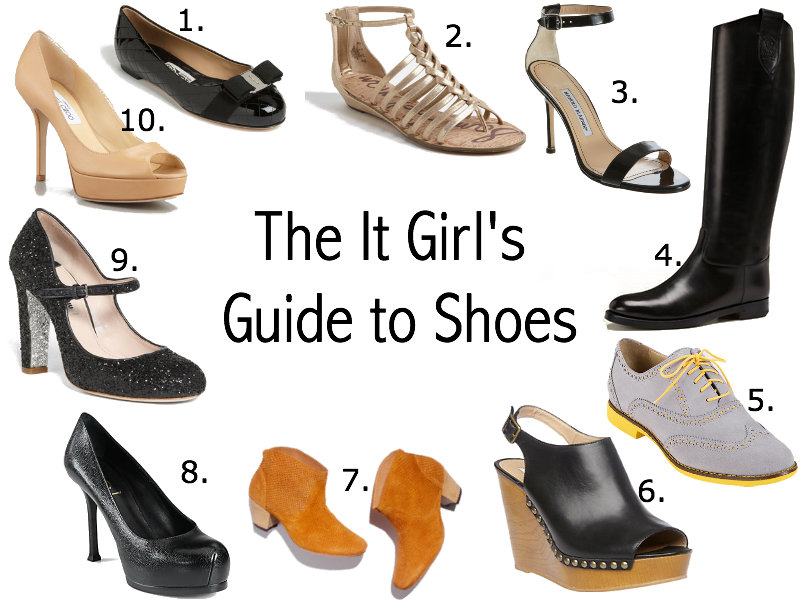 cff5155c648d Every It Girl needs to have at least 10 go to shoes for any kind of event