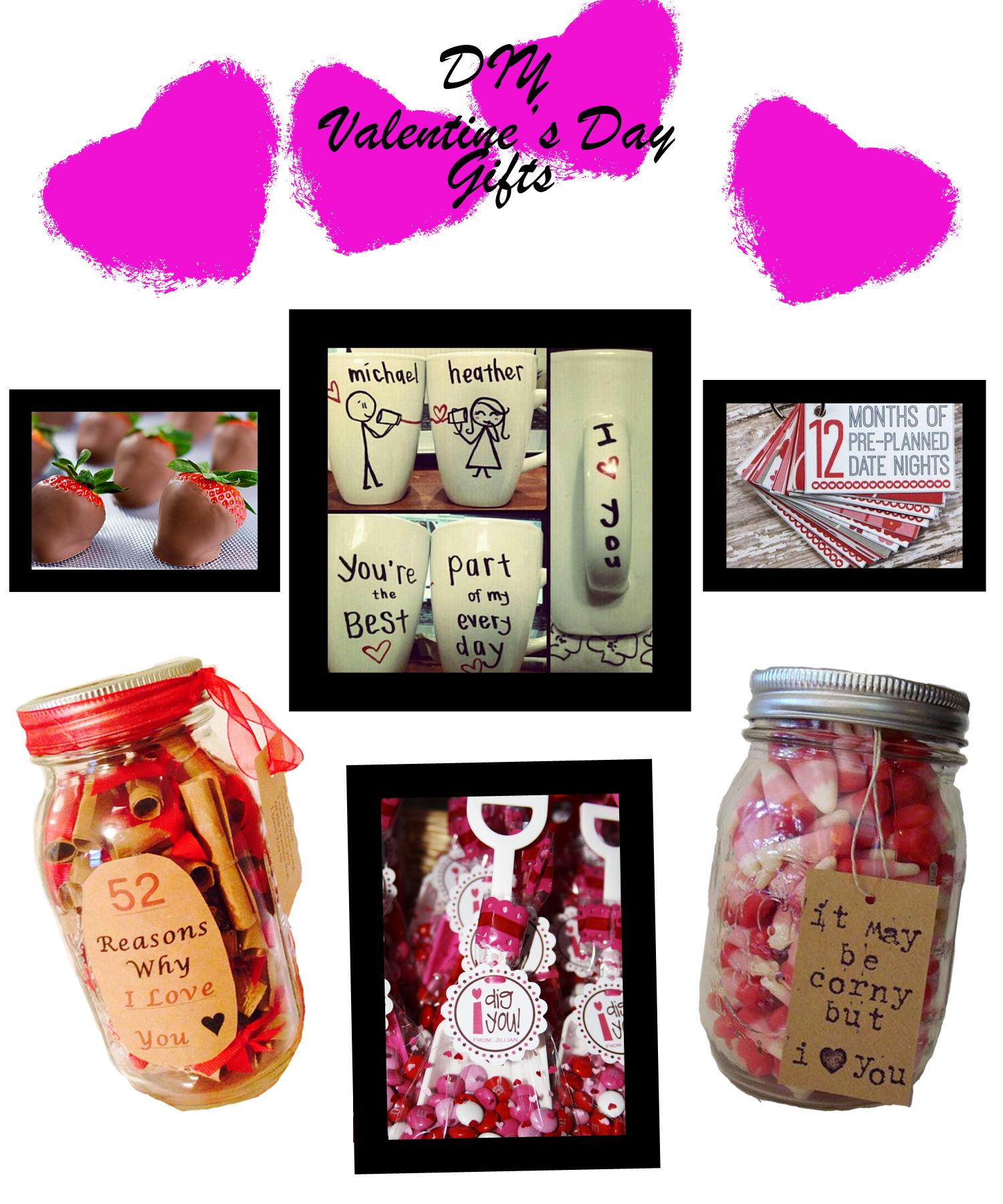 Diy Valentine S Day Gifts It Girl Adventure