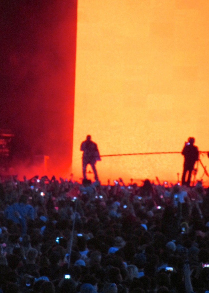 Kanye West Outside Lands 2014