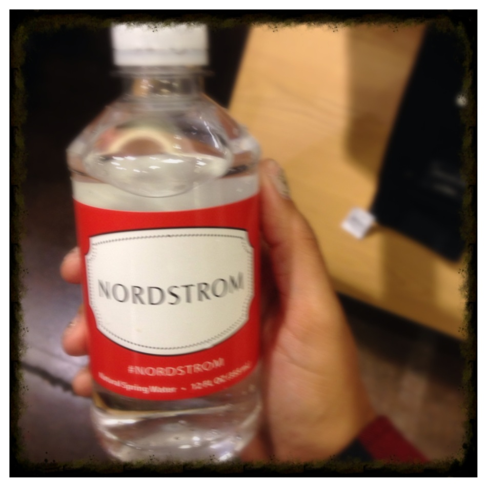 Nordstrom Holiday Party